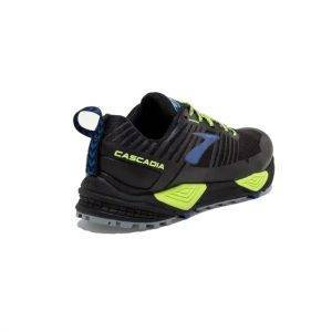 BROOKS CASCADIA 13 CHICO (NEGRO)