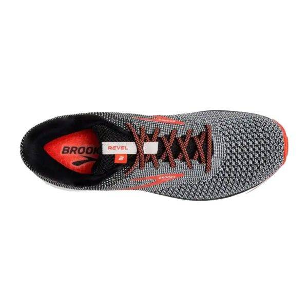 BROOKS REVEL 2 CHICO GRIS
