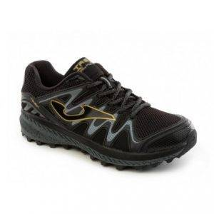 Zapatillas trek men black-gold de Joma